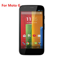 For Motorola Moto G Clear or matte Screen Protector protective film For Motorola Moto G with retail Package