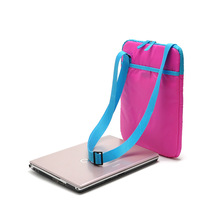 13.3inch Laptop Crossbody  Bags Candy Color Fashion One Shoulder Bag for 11inch 12inch 13inch notebook for ipad