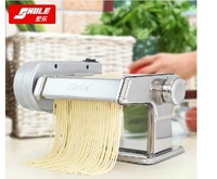 on sale high quality  stainless steel manual electric pasta machine home pressing machine 430 material