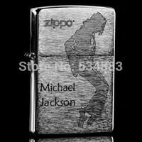 Hot sell high quality brand metal windproof kerosene oil lighters cigarette lighter