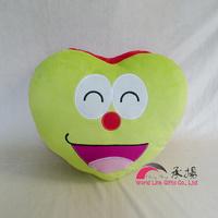 cute heart pilow