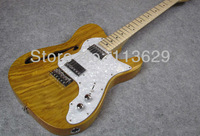 New Guitar! Electric Guitar, 72 TL Thinline, Natural