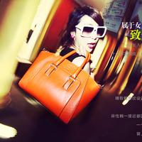 2013  women's handbag fashion serpentine pattern personality messenger bag handbag bag cool bag women leather handbags women bag