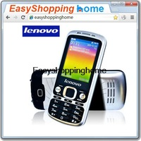 New arrival free shipping Lenovo Lephone A101T Dual Sim Dual Band Unlocked Russian Keyboard low end phone mpA101Tz0