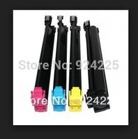 free shipping Hot Selling! compatible konica minolta magicolor 8650 Color toner cartridge for TN8600/TN8650 B/C/M/Y 4pcs/lot