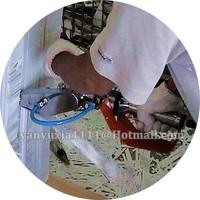 Warranty 100% New Pneumatic carton box waste side stripper/corrugated paperboard waste stripper/cardboard stripper