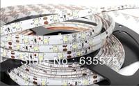 White 3528  SMD waterproof   LED Strip light  DC 12V 60leds/m 5m/roll