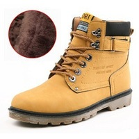 New High Quality Hiking Boots Men Oxfords Travel Outdoor Couple Casual Fashion Brand Shoes Warm Winter Sport Shoes Free Shipping