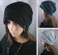 Wholesale And Retail New 2013 Unisex  Cap Wool Hat  Women Winter Beanie 6 Color Fast Shipping B0112