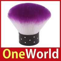 [OneWorld] Nail Art Dust Remover Cleaner Brush Cosmetic Cheek Make Up Save up to 50%
