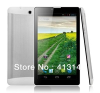 New Arrival Low Price 7 inch MTK6572 Dual Core 3G  Dual SIM Phone Calling Tablet PC MID