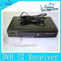 Brand High Quality RUSSIA/EUROPE/THAILAND HD 1080P DVB-T2 Terrestrial Digital TV Receiver MPEG2/4 H.264 DVB-T2 set top box