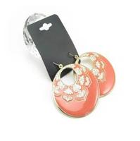 (mix order) Free Shipping & Fashion oil drop earring TS-1.99