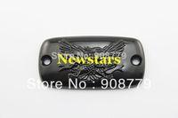 Brand New Black Brake Fluid Reservoir Cap For Honda Valkyrie Goldwing 1500 1800 VTX 1800