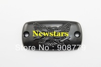 Brand New Black Brake Fluid Reservoir Cap For Honda Valkyrie Goldwing 1500 1800 VTX 1800