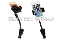 Wholesale Convenience Charge Rotatable Car Vehicle-Mounted 1 Bracket Holders mobile phone, free shipping 50pcs