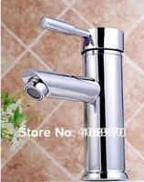 Copper Contemporary Bathroom Sink Basin Faucet Mixer Tap (OK-7770)