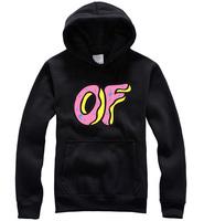 Odd future donuts golf wang men's clothing sweatshirt sports pullover with a hood sweatshirt male