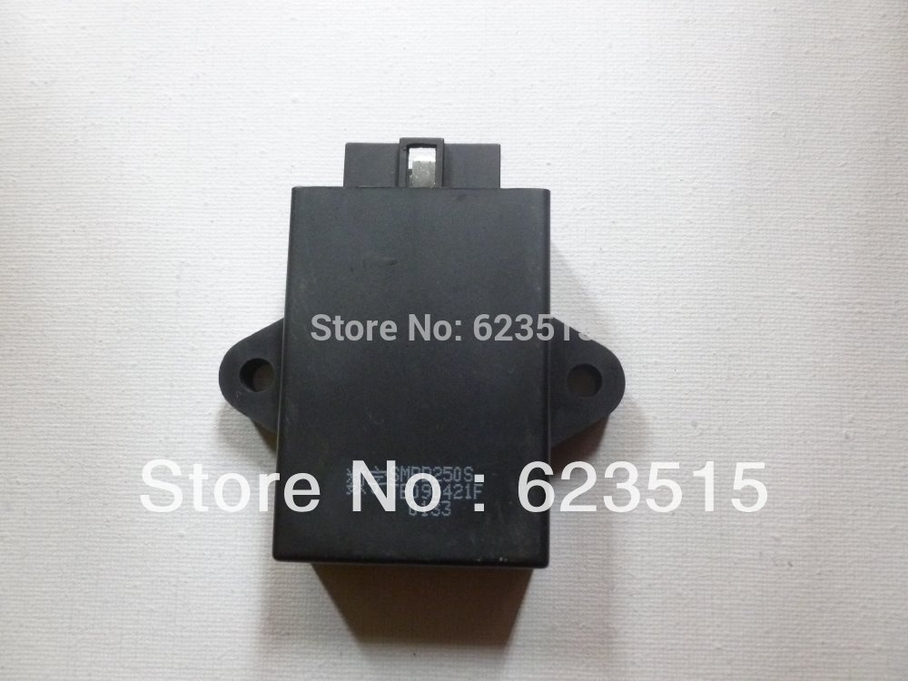 ORIGINAL GN250 CDI BOX DIGITAL 6 Pin CDi Unit GN250 fits Wangjiang 250CC, Suzuki GN250, GN250 Haojue(China (Mainland))