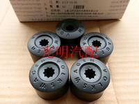 Vw aluminum alloy rim top a tyre screw cap tyre screws cover bolt original