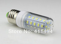 5pcs/lot New and hot selling 110V 100-120v 12W E27 SMD 5730 LED corn bulb lamp 36 LEDS 1180LM Warm white /white led lighting