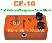 "CP-10 ""Hot Mushroom""Compressor,Guitar Digital Delay Pedal Guitar Effect Guitar Pedals,CP10 Compressor"