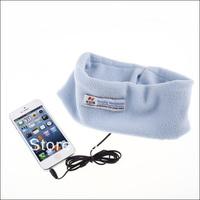 Free shipping  500pcs/lot fashionable sleeping headphone sport headphone easy to fall asleep  headphones headset