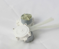 Peristaltic pump Drip pump DC motor tube dc 6v For Aquarium Lab Analytical Free shipping