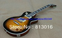 2013 New Arrival 1960 Guitar Artist Tobacco burst Excellent Quality electric guitar one piece mahognay body+neck free shipping