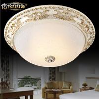 LED ceiling lamp lighting Lun European antique garden lighting lamps bedroom living room dining Aegean