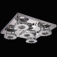 free shipping Modern brief led crystal lamp ceiling light lighting bedroom lamp