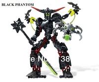Hero Factory 4.0 Space War BLACK PHANTOM 9988 Building Block Toy compatible with lego boys Gift Enlighten Toy