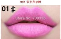 Hey artifact explosion models turn invincible matte velvet matte lip gloss glaze 1-36 purple color nude color lipstick stick Cup