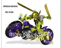 Hero Factory Star War Speeda Demon 192pcs Building Block Toy compatible with lego boys Gift Enlighten Toy