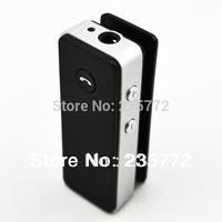 Mini Clip Bluetooth Stereo Headphones Wireless In Ear Headset  with Mic,  Caller ID Display 3.5mm Plug Jack