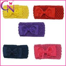 popular glitter stretch headbands