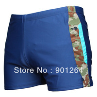 Free shipping Good elasticity nylon swimwear pants