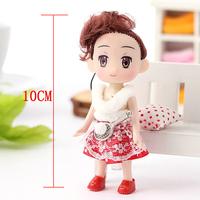 3 Pcs Handmade confused dolls phone pendant