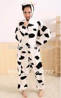 cow onesies pajamas  cosplay costumes pajamas