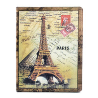 Retro British PU Leather Smart Case For iPad Mini cases 7.9 inch with Wake up  Free Shipping Fast delivery