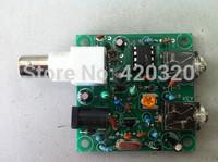 Electronic 2014 new PIXIE CW transceiver kit shortwave radio telegraph machine radio 7.023M Electronic Kit diy