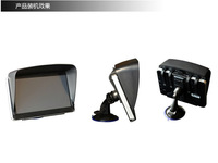 2013 New 4.3 inch 5 inch car GPS sunshade Universal  GPS navigator sun gear hood light barrier