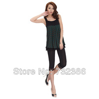 2014 New brand for women's lace shorts jumpsuit tights spring autumn summer fitness girl's fashion pencil pants