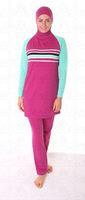 2014 New fashion new women's muslim swimwear,islamic swimsuit, Muslim swimsuit,Arabic siwmwear