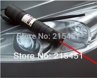 10000MW 10W   High power red pen laser flashlight matches smoke Focus Burning  Red / Green Laser Pointer ,Green Laser Pen Beam