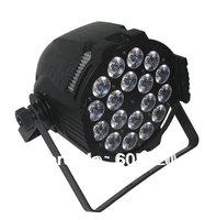 5 in 1 18*10w rgbwa par can par 64  led par light  pro stage lights free shipping