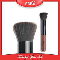 1pcs MSQ Brand Amazing U Professional Synthetic hair Blush Foundation Powder Brush Makeup tool Cosmetic
