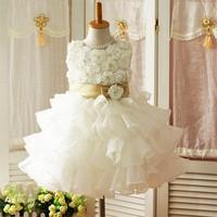 High quality,Child girls princess dress, party dress, wedding puff dress,evening clothing,evening clothes,free shipping, GQ11