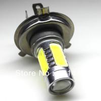 Free shipping 2pcs/lot 7.5W LED Super Bright White 6000K-8000k DC 12V 24V LED Bulb Car Fog Light Daytime running Lamp
