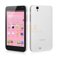 Original 5.0inch IPS Screen Hisense U970 MTK6589M quad core 1.2GHz 1GB RAM 4GB ROM 8.0MP dual camera 930*540pix 3G WCDMA